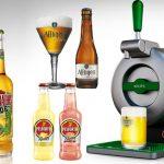 Une belle année pour le Groupe Heineken en France