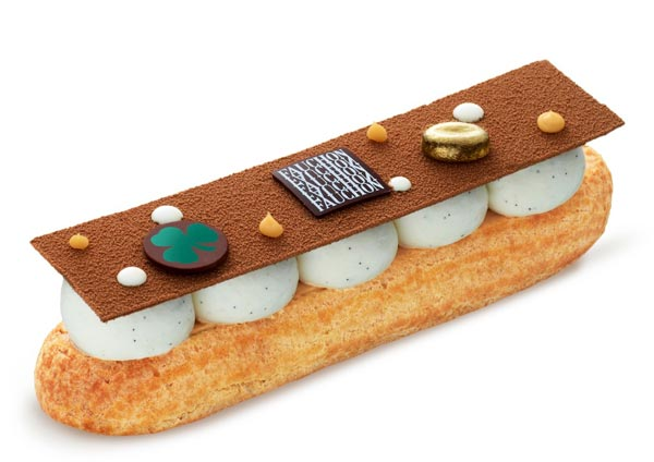 Eclair Irish Coffee de Fauchon