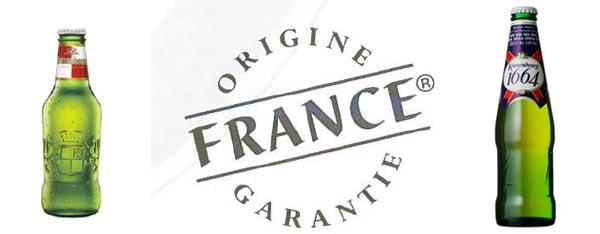Kronenbourg et 1664 de nouveau labélisées Origine France