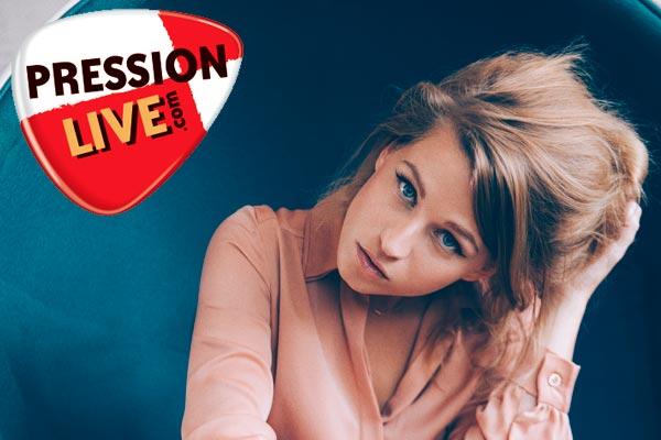 Selah Sue, marraine Pression Live 2015