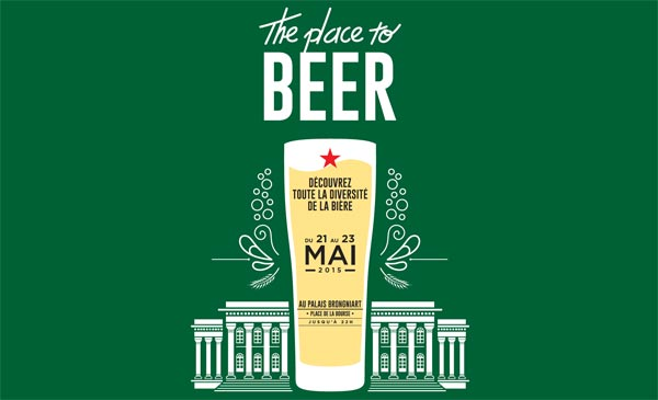 The Place to Beer en mai à la Bourse de Paris