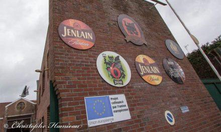 La Brasserie Duyck à Jenlain dans le Nord