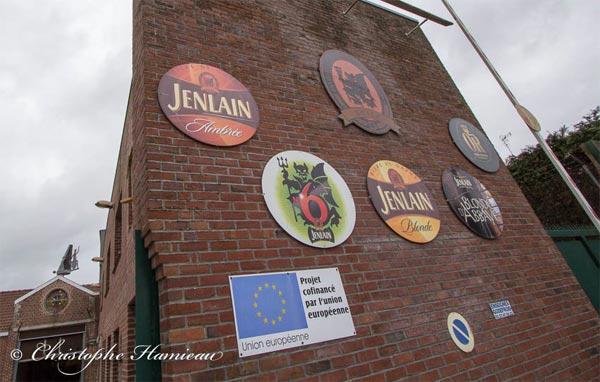 Brasserie Duyck à Jenlain