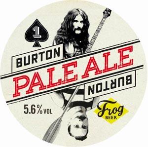 La Burton Pale-Ale de FrogBeer