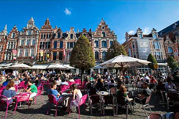Durant le Leuven Beer Week-End