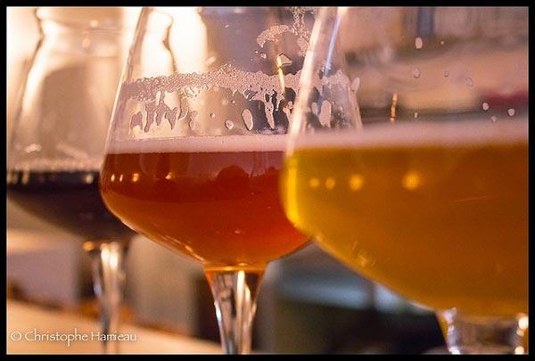 Une grande variété de bières en France