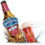 La Brasserie Bavaria sort une nouvelle bière sans alcool, la Bavaria Fruity Rosé 0.0%