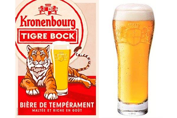 Bière Tigre Bock