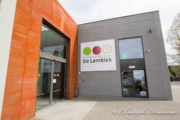 De Lambiek, le centre de visite de Beersel dédié au Lambic