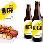 Hutch Classic Pale Ale, made in Savoie pour des hot-dogs NYC style !