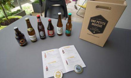 Une Petite Mousse, la box bière qui joue la carte de sa communauté
