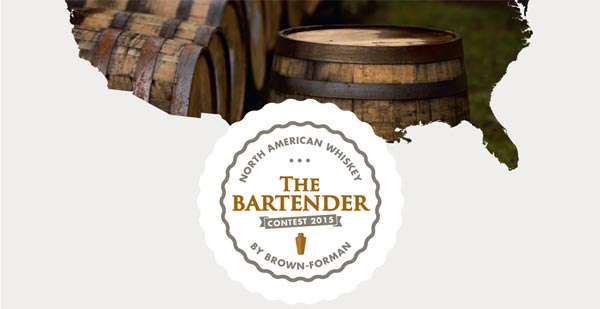 North American Whiskey - The Bartender Contest