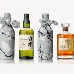 Tsutsumu pour les whiskies Suntory à l'occasion de la fête des pères