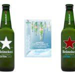Heineken innove avec sa bouteille Extracold pour une consommation à la maison