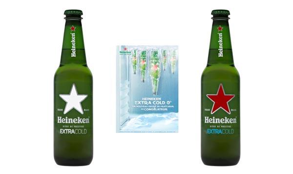 Heineken Extracold en bouteille