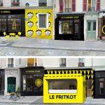 Bières et gastronomie belge Rue de la Flandre à Paris