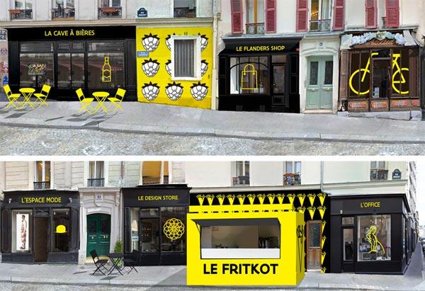 Rue de la Flandre à Paris, du 5 au 11 juillet !