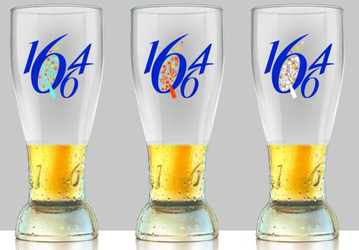 Verre a biere 1664 - Verre a biere 33cl ...