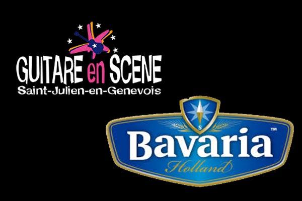 Bavaria partenaire du festival Guitare en Scène