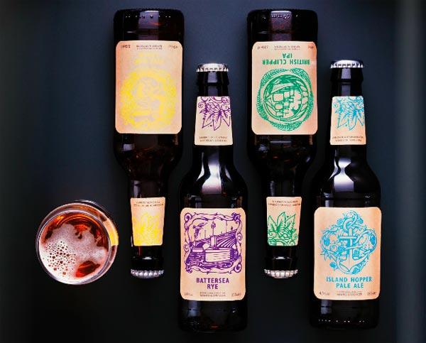Les quatre bières artisanales en édition limitée chez Marks & Spencer