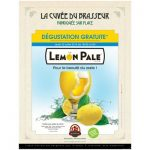 Les 3 Brasseurs présente sa bière Lemon Pale