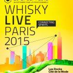 Le Whisky Live Paris accoste Cité de la Mode et du Design