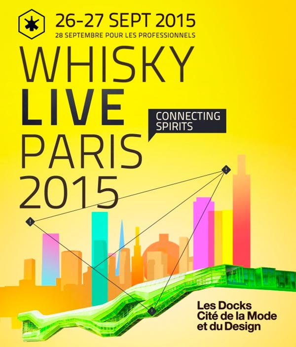 Whisky Live Paris 2015