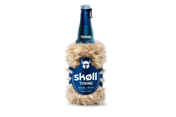 La nouvelle édition limitée Skøll moumoute 66cl