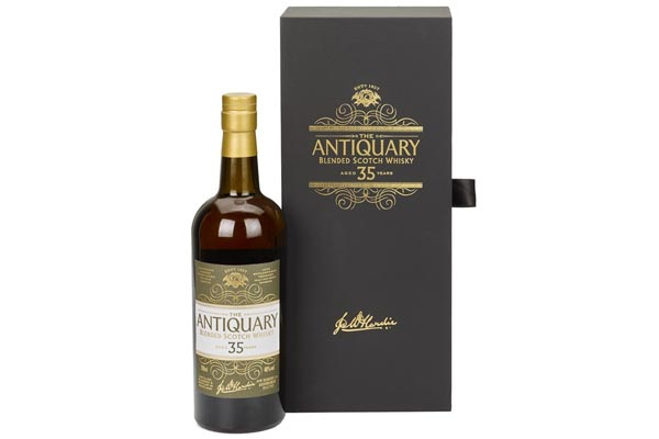 The Antiquary 35 ans