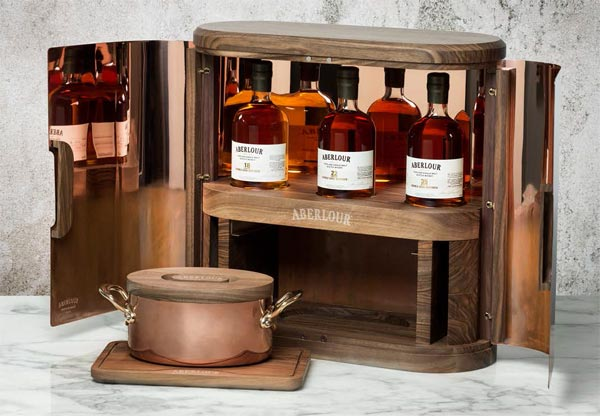 Coffret Aberlour Taste of Malt