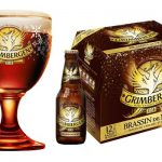 Grimbergen Brassin de Noël, nouveau pack et nouveau verre calice