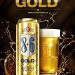 Bavaria relook sa 8.6 Gold et le fait savoir
