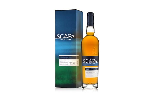 Le scotch whisky single malt Scapa Skiren