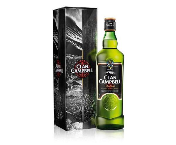 L'étui Clan Campbell pour les fêtes