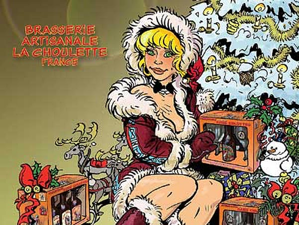 Lancement de la Choulette de Noël