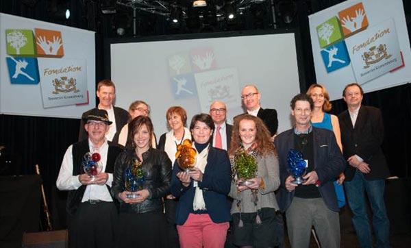Remise des Prix 2015 de la Fondation Kronenbourg