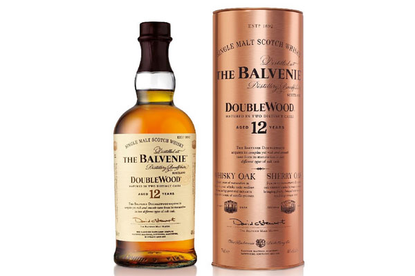 Coffret The Balvenie 12 Ans DoubleWood