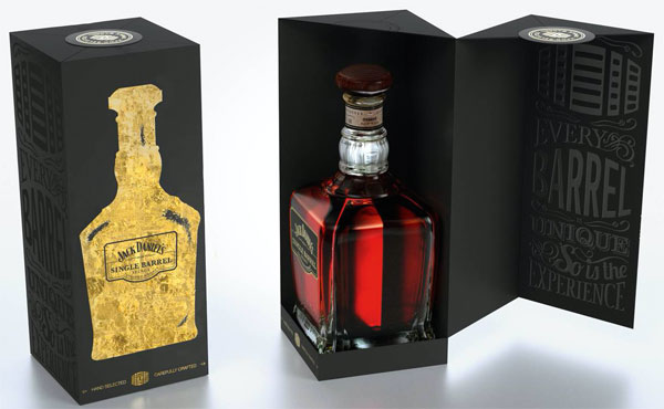 Coffret Jack Daniel's Single Barrel