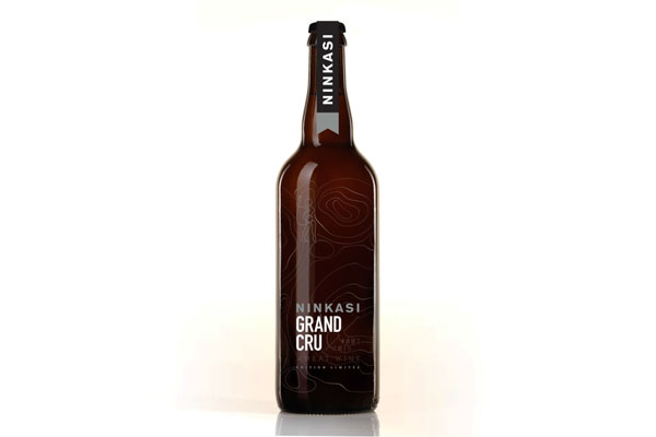 Le Wheat Wine Nikassi #002