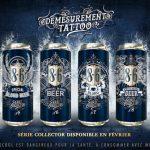 Bavaria 8.6 Original encore plus Démesurément Tattoo