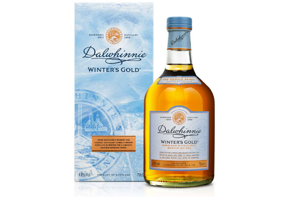 Le single malt Dalwhinnie Winter's Gold