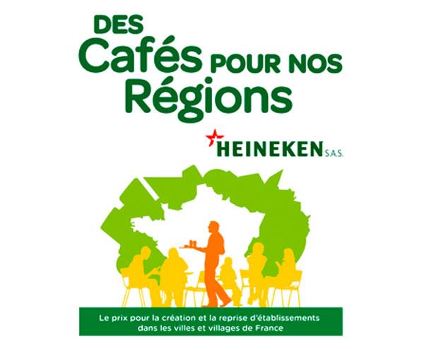 Des Cafés Pour Nos Régions