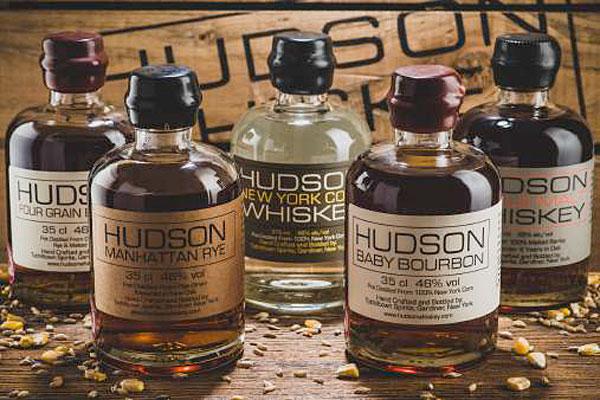 La gamme Hudson presque au complet