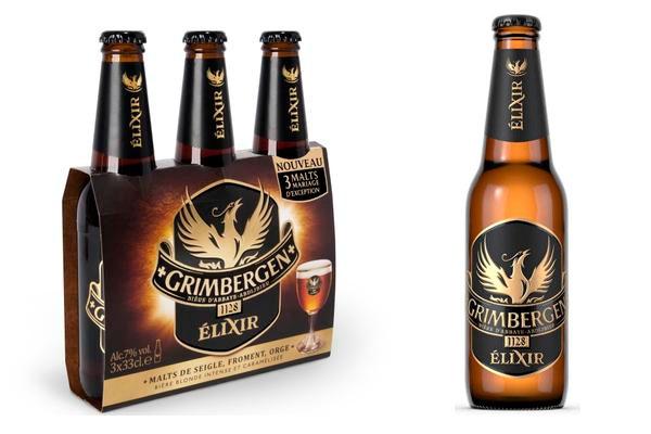 La nouvelle bière Grimbergen Elixir