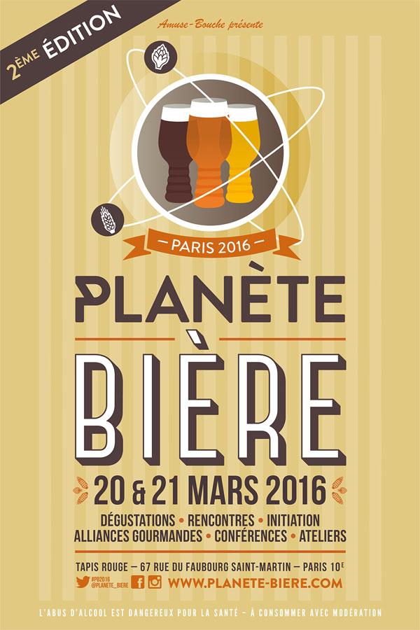 Le salon Planète Bière annonce sa 2e édition
