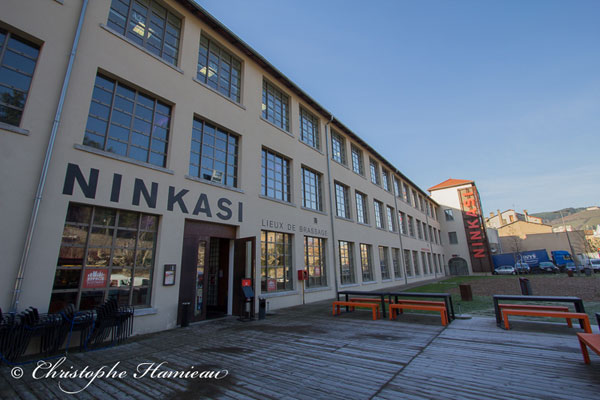 La Brasserie Distillerie Ninkasi de Tarare