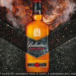 Ballantine's vient de lancer en France son Hard Fired