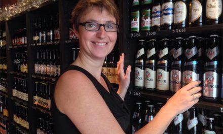 Carine, caviste bières au Vésinet et fan de musique Country