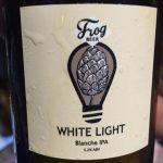 Une étonnante IPA blanche bientôt chez FrogBeer
