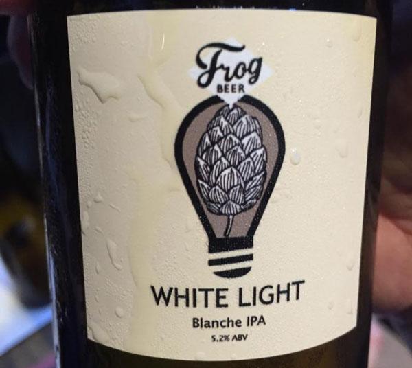 La FrogBeer White Light bientôt disponible
